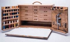 Build Fly Tying Station | Click the image to open in full size.