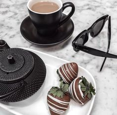 Lifestyle Nouvelle Collection #Teatime #Black
