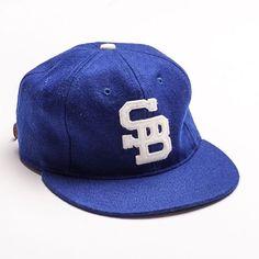 Santa Barbara Dodgers Ebbets Field Flannels cap