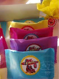 Lucía nos pidió un Candy Bar de Soy Luna, su ídola, para festejar su cumpleaños n°9.  Y esto fue lo que armamos para ella...                ... Candy Boxes, Favor Boxes, Cumpleaños Soy Luna Ideas, Disney Channel, Ideas Para Fiestas, 12th Birthday, Son Luna, Ladybug, Pastel