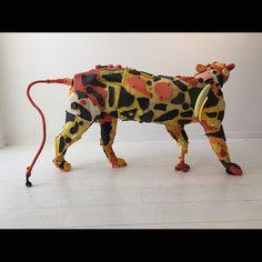 #gillescenazandotti#sculptor#plasticbeach#VCRAntwerp