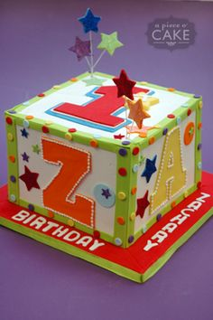 Gallery album : kidsbday - A Piece O' Cake