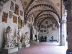 Bargello National Museum - Florence