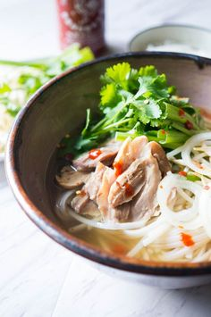 Really nice recipes. Every hour. • Pressure Cooker Pho Ga Really nice recipes. Every...
