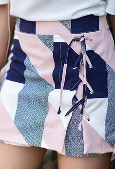Shorts Saia Luisa