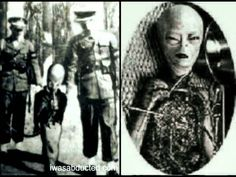 Aliens with giant skulls in Brazil & Russia and OTHER places