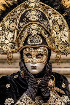 https://flic.kr/p/23m42h7 | Venice Carnival Masks 2018