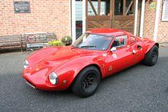 Ginetta G12 Old Sports Cars, British Sports Cars, Classic Sports Cars, Sports Car Racing, Sport Cars, Classic Cars, Pedal Cars, Race Cars, Vintage Cars