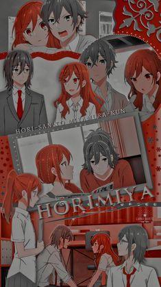 Wallpaper Horimiya