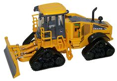 Farm Toys - ERTL - 15249 - John Deere 764 High Speed Dozer High Detail