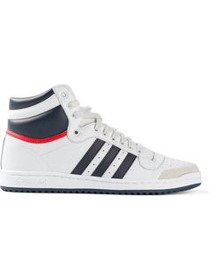 the best attitude b5fb8 7a1af Adidas Tenis Altos