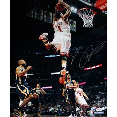 Thats my ticket 2013 nba slam dunk contest canvas ticket team d rose dunk voltagebd Choice Image
