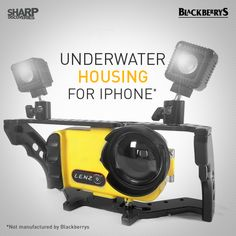 The future of underwater imaging is already in your hands #LenzO #SharpDiscoveries