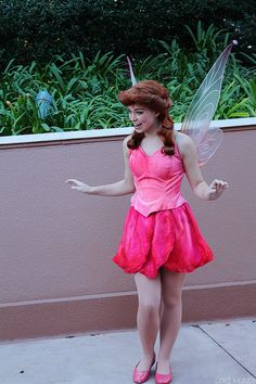 Rosetta - Tinker Bell Half Marathon Costume?