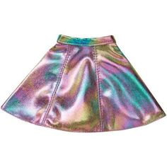 The Barbie Fashions Iridescent Circle Skirt Features IRIDESCENT CIRCLE SKIRT. This shimmery iridescent skirt with vertical stitching is perfect for any stylish look. Dress Barbie doll in fabulous fashions that are right on trend! Barbie Doll Accessories, Doll Clothes Barbie, Barbie Dolls, Baby Barbie, Barbie Sets, Girls Fashion Clothes, Girl Outfits, Fashion Outfits, Barbie Outfits
