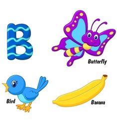 Royalty-Free Vector Images by samiola-la-la (over - Page 6 Bubble Alphabet, V Alphabet, Alphabet Cards, Animal Alphabet, English Alphabet, Alphabet Worksheets, English Activities For Kids, Preschool Activities, Alphabet Activities