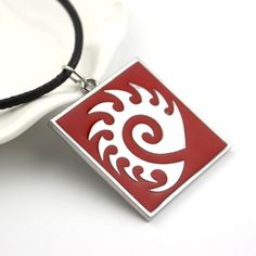 StarCraft Wings of Liberty Necklace