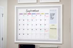 kitchen command center calendar
