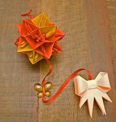 DIY: kusudama (by tomoko fuse)