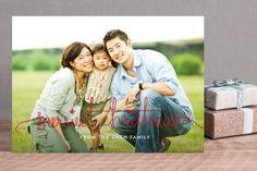 Holiday Revelry Christmas Photo Cards