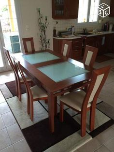 Tables on pinterest for Leboncoin moselle ameublement