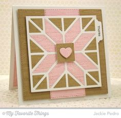 My Favorite Things QUILT SQUARE COVER UP DIE-NAMICS - Google Search