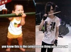 Adorable little Kai - Kai / the GazettE
