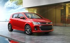 2017 Chevrolet Sonic Overview