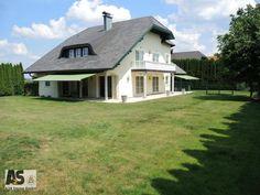 Villa mit ca. 230 m² WFl., 1.500m² parkähnlicher sonn. Garten mit Salettl und D-Garage nahe Mattsee - Zimmer: 6, Kaufpreis: 798.100 €, Fläche: 231 m², Mattsee (5163) Jetzt bei ImmobilienScout24
