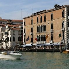 "Built in 1525 as the family home of Doge Andrea Gritti, this antique-stocked palazzo has rooms with mosaic floors, hand-painted furniture, and panoramic views of the Grand Canal. Murano glass chandeliers and sconces light up the hotel that Ernest Hemingway called ""the best hotel in a city of grea..."