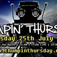 TheHycon @ Thumpin'Thursday on thumpinthursday.com 25.7.2013 by The_Hycon on SoundCloud