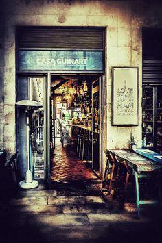 Barcelona, Casa Guinart, Boqueria