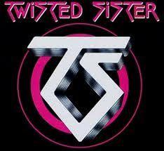 Twisted Sister Logo Metal Band Logos Rock Band Logos