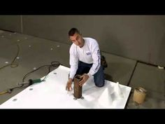 Thermoplastic Square Pipe Penetration Flashing Installation Video