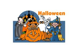 vocabulaire-halloween by marbues via Slideshare