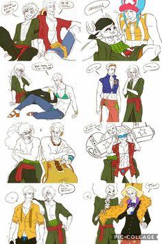 One Piece Meme, One Piece Funny, One Piece Comic, One Piece Fanart, Roronoa Zoro, Anime Love, Kittens Cutest, Cute Art, Manga Anime