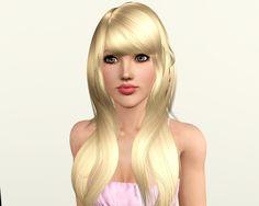 Anto 59 Volume hairstyle retextured by Savio for Sims 3 - Sims Hairs - http://simshairs.com/anto-59-volume-hairstyle-retextured-by-savio/