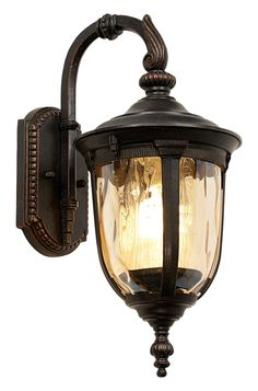 Bellagio 16 1/2 High Energy Efficient Downbridge Wall Light -