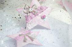 Tutorial, Zauberhafte Weihnachts -  Sterne [Basteln mit Papier,Deutsch,A...