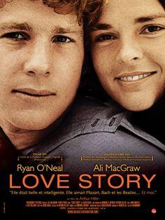 """""""Love Story"""" réalisé par Arthur Hiller (1970) http://youtu.be/oxOs2ZGRALU"""