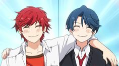 Monica Rial Plays Kashima In Monthly Girl's Nozaki-kun Dub by Mike Ferreira