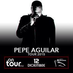 #PepeAguilar en Monterrey #ONTOURmx