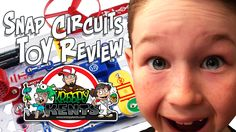 Snap Circuits Toy Review Snap Circuits, Electronic Kits, Pop Tarts, Snack Recipes, Packaging, Toys, Appetizer Recipes, Wrapping