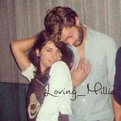 Jamie Dornan and Amelia...another photo from what looked to be a fun night