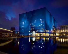 Copenhagen Concert Hall : By Ateliers Jean Nouvel ~ HouseVariety