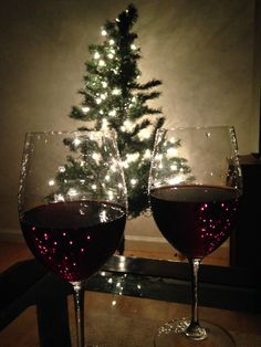 Gotta love those winter wine nights!  I would love to share a glass with you tonight!