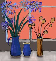 places Glass Vase, Places, Home Decor, Decoration Home, Room Decor, Lugares, Interior Decorating
