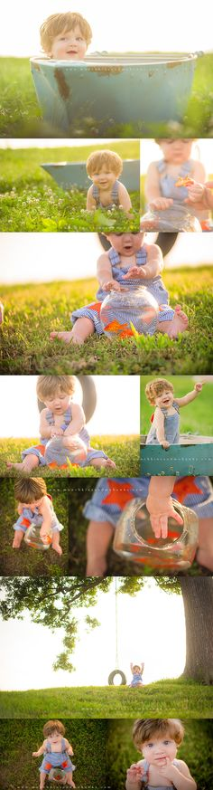 One Fish, Two Fish….. | Pittsburgh Child and Family Portrait Photographer