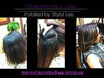 Undetectable weave install technique best los angeles hairstylist stylist lee hair studio los angeles hairstylist weaves silk press micro links pmusecretfo Image collections