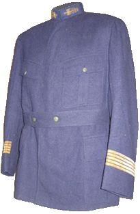 Vareuse de Colonel modèle 1913